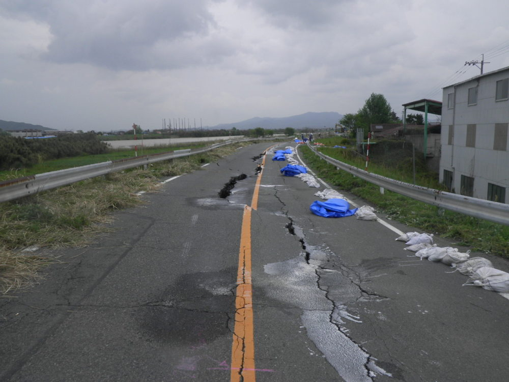 緑川野田地区災害緊急復旧工事