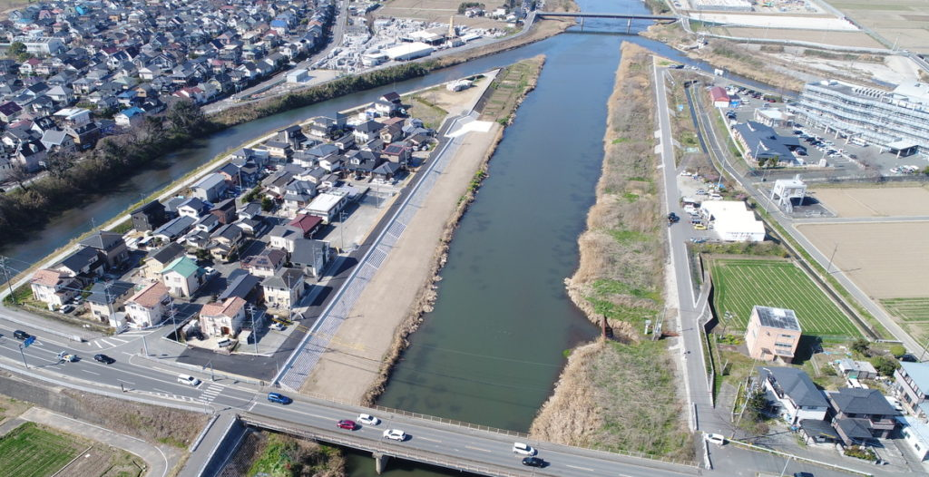 R3・熊本市宅地液状化対策工事